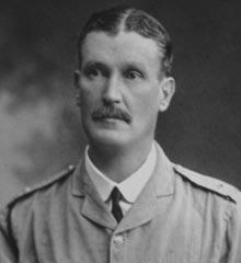 Lieutenant-Colonel John Staples Lenox-Conyngham
