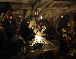 Nelson's death