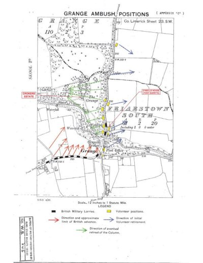 Grange Mabush Map