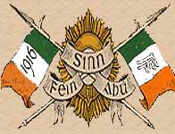 Sinn Fein badge