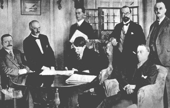Irish Delegates