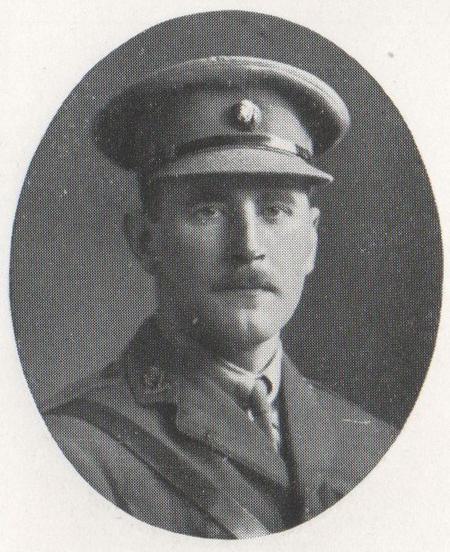 Maj Edmund Fitzgerald Smyth