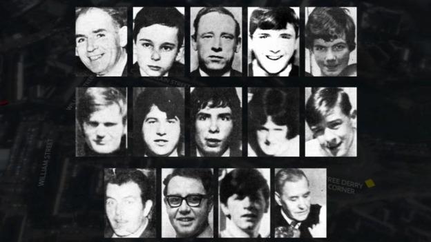 14 Boody Sunday victims