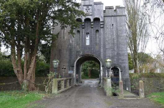Birr Castle Gate
