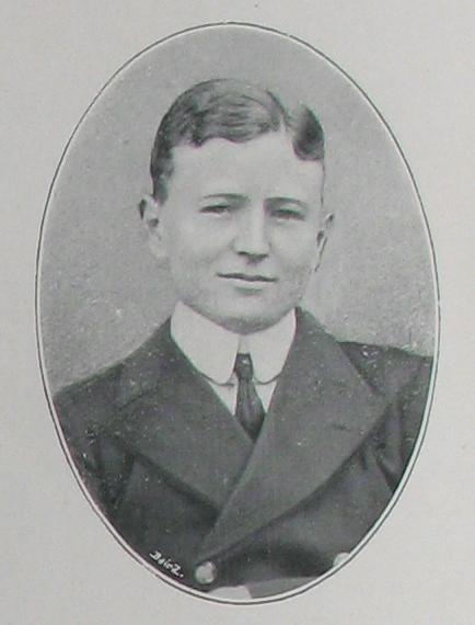 Lieutent Commander Ralph Ireland