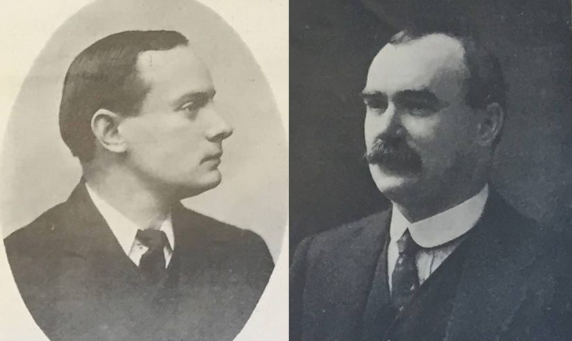 Pearse and Connolly