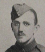 2nd Lt Reginald John Collier