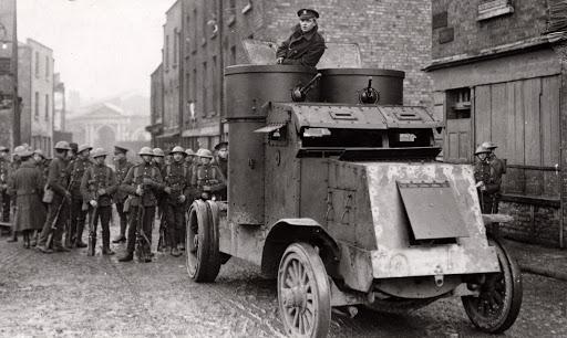 Armoured Car Dublin