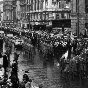 Casement's procession