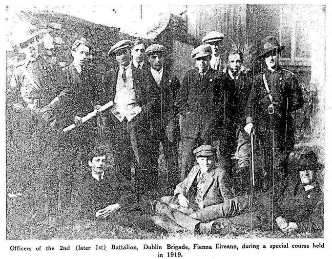 Dublin IRA Officers