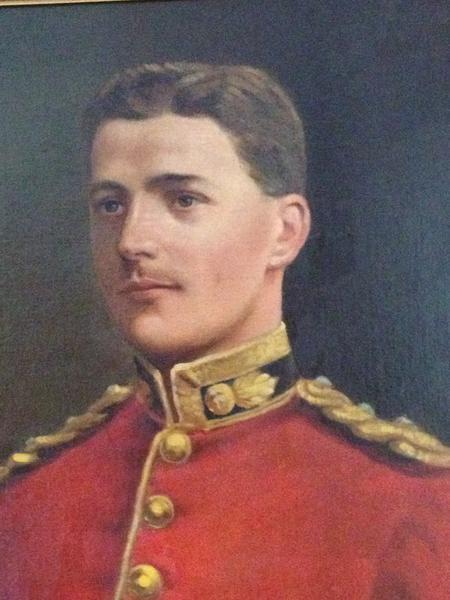 Lieutenant Joseph Charles Tyndall