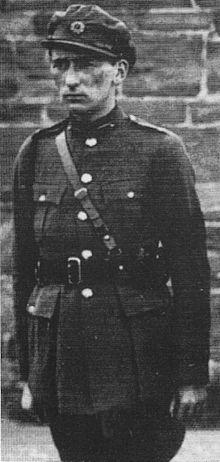 Maj General Liam Tobin