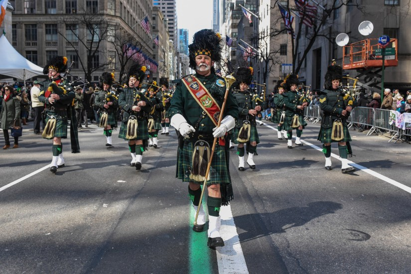 Paddy's Day Parade NYC