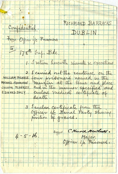 Sentence_of_death_carried_out_on_prisoners_Pearse,_Daly,_O'Hanrahan_and_Plunkett,_Dublin