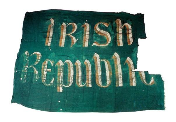 Irish Republic Flag GPO