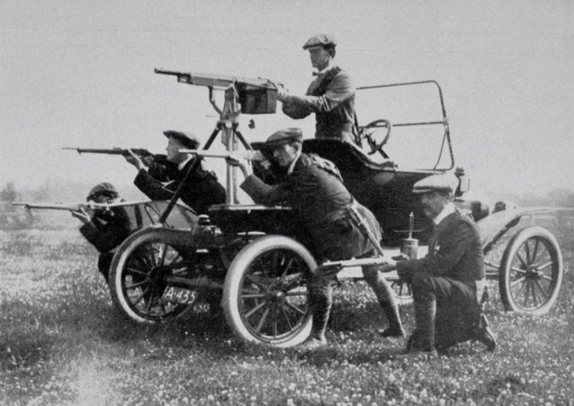 Larne Gun Running