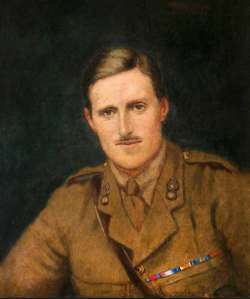 Major Geoffry Lee Compton Smith DSO