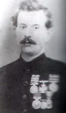 Pvt Joseph Bradshaw VC