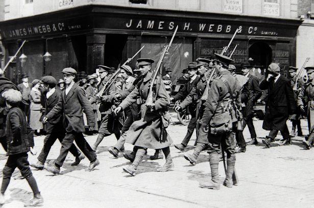 Rebels 1916