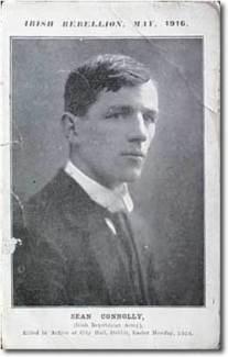 Sean Connolly 1916