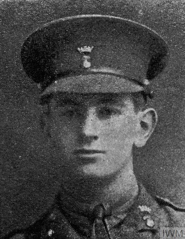 2nd Lt Hugh Patrick Shine