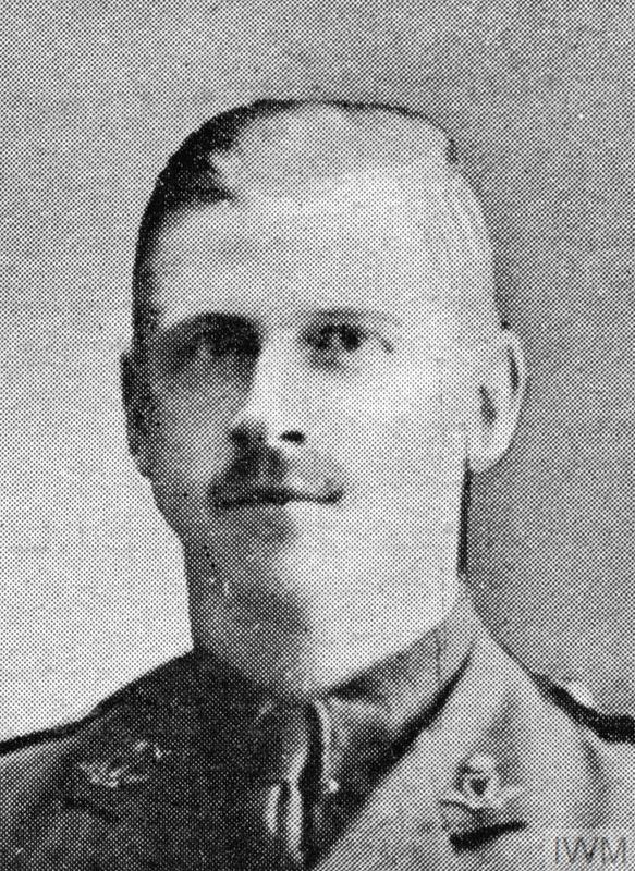 2nd Lt Willy Pat Heffernan