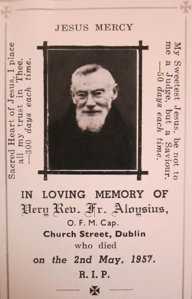 Fr Aloysius Roche.
