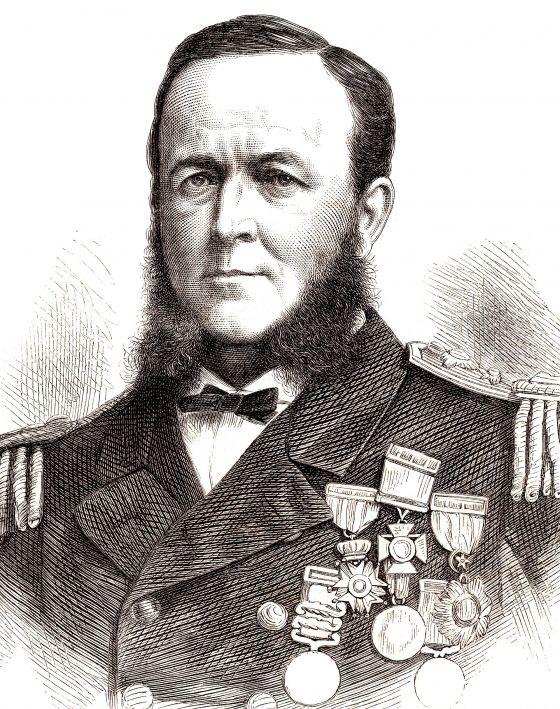 Lt Hugh Burgoyne