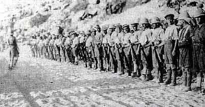 Munsters Gallipoli