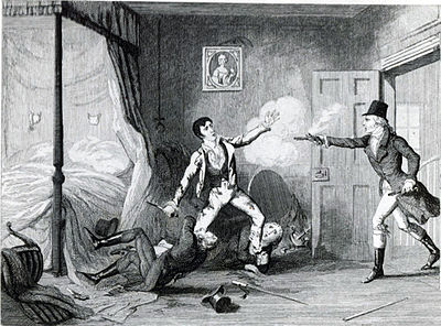 The_Arrest_of_Lord_Edward_Fitzgerald_by_George_Cruikshank