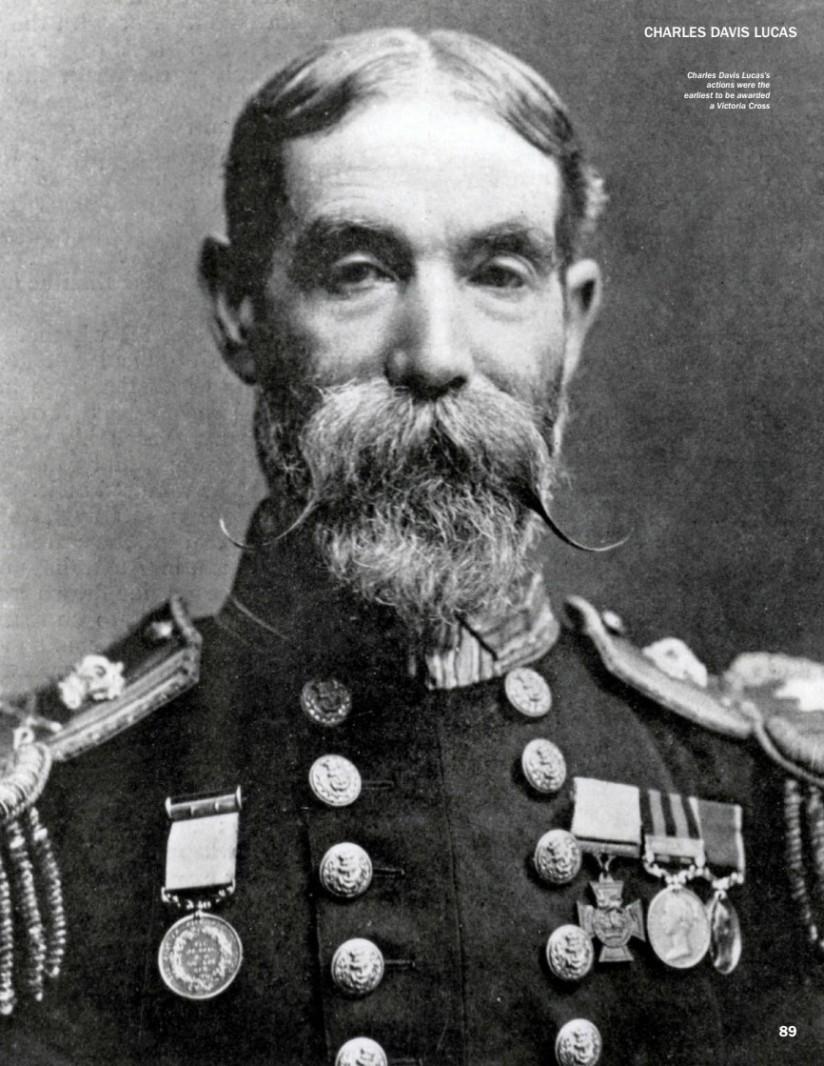 Charles Davis Lucas VC