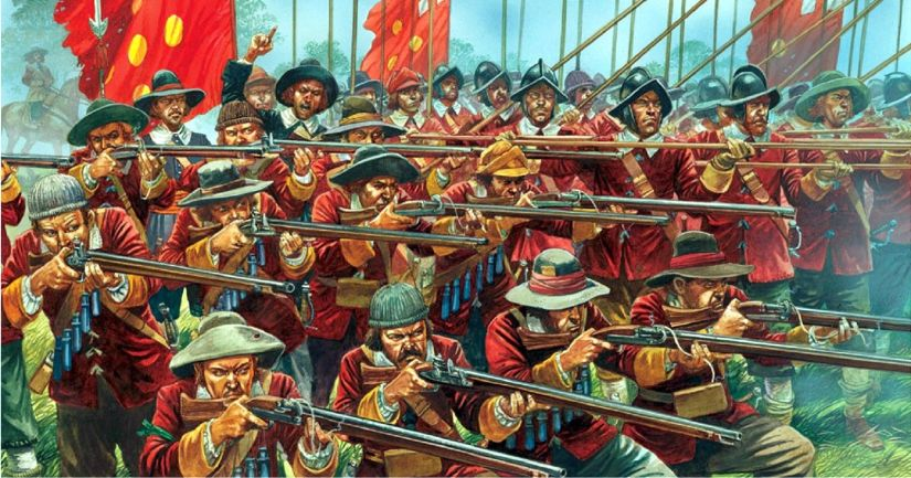 Cromwell's New MOdel Army