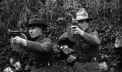 IRA Tommy Gun