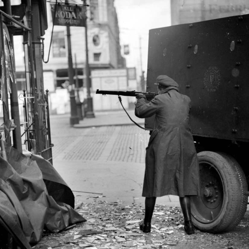 Irish Civil War shooter