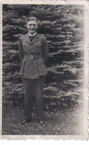 Rev. C. P. (Paddy) Crean, MBE