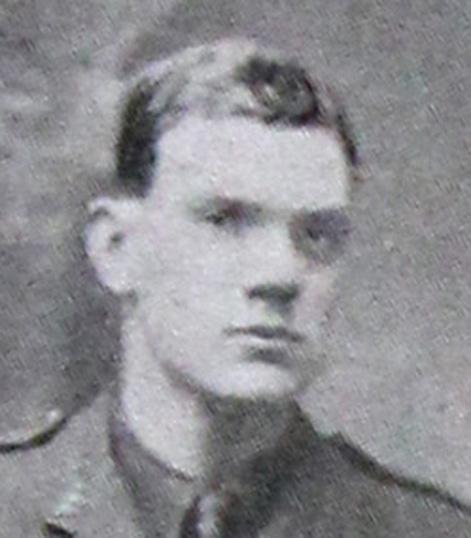 Captain William Arthur Irvine Buchanan