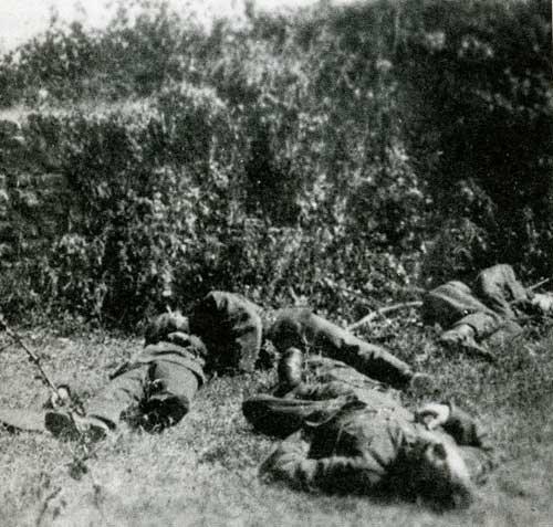 Ellis Quay Executions