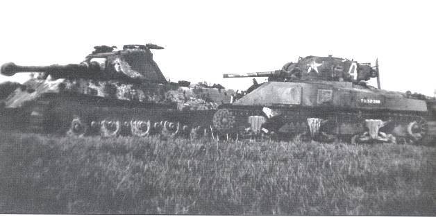 Rammed tanks