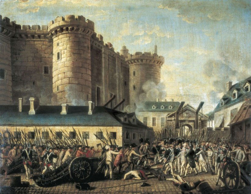 Storming-of-the-Bastille-July-14-1789