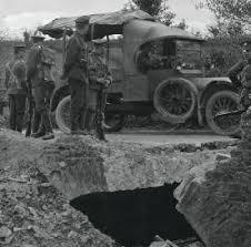 Bombed Bridge 1921