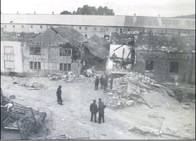 Campile bombing