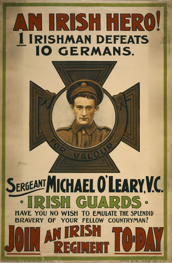MIchael O'Leary VC