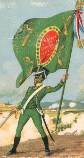 Napoleon's Irish legion