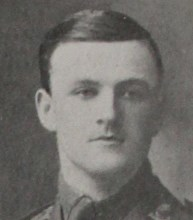 Second Lieutenant Eric Erichsen Craig