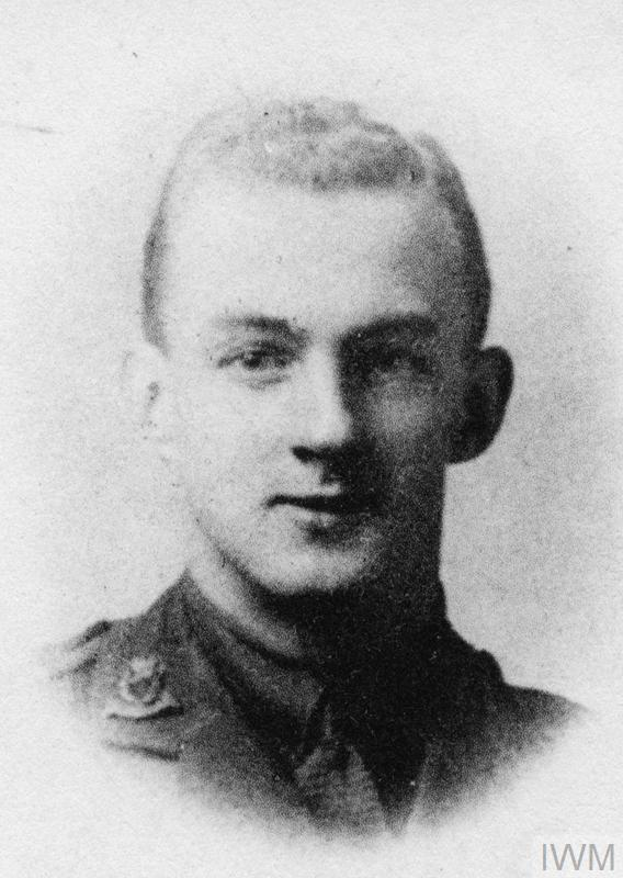Second Lieutenant Frederick Ewen Baldwin Falkiner