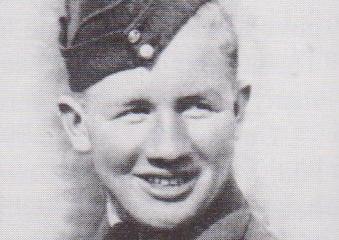 Tommy Fisher RAF