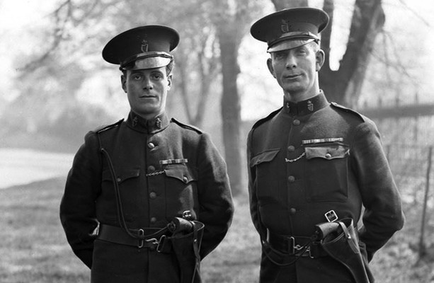 Two RIC Constables