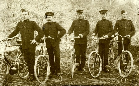 RIC Bicycle patrol