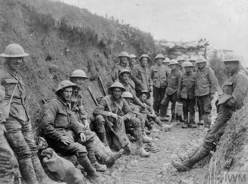 Royal Irish Rifles Somme